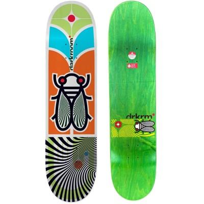 "Tabla Skate Darkroom Como La Cigarra Skateboard Deck 8.0"""
