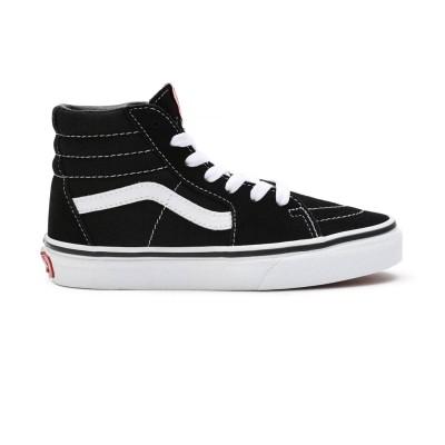Zapatillas de niño Vans Uy Sk8-Hi Black-True White