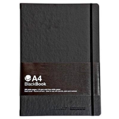 Libreta Montana BlackBook Vertical A4